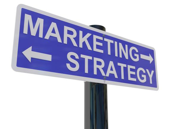 Указатель: маркетиноговая стратегия